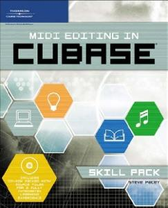 MIDI editing in Cubase: skill pack