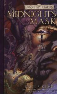 Midnight's Mask: The Erevis Cale Trilogy, Book 3 (Forgotten Realms)