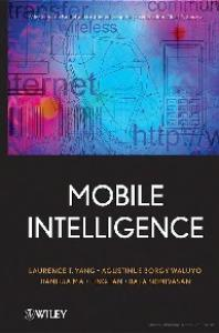 Mobile Intelligence (Wiley Series on Parallel and Distributed Computing)