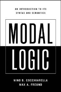 Modal logic. An introduction to its syntax and semantics