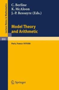 Model Theory and Arithmetic