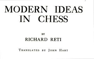 Ideas Behind The Modern Chess Openings Pdf Free Download