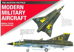 Modern Military Aircraft - the Aviation Factfile