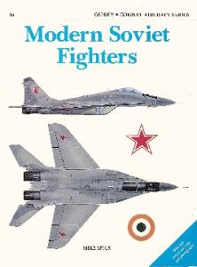 Modern Soviet Fighters