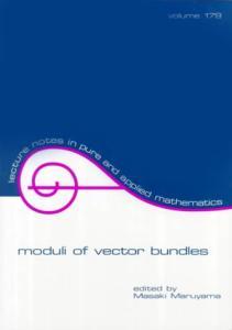 Moduli of Vector Bundles