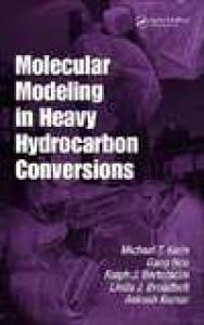 Molecular Modeling in Heavy Hydrocarbon Conversions