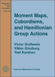 Moment Maps, Cobordisms, and Hamiltonian Group Actions