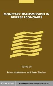 Monetary Transmission in Diverse Economies