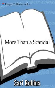 More Than a Scandal