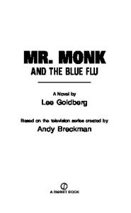 Mr. Monk and the Blue Flu