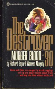 Mugger Blood, the Destroyer #30