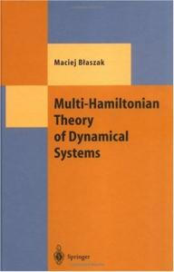Multi-Hamiltonian theory of dynamical systems
