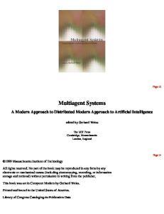 Michael Negnevitsky Artificial Intelligence Pdf
