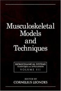 Musculoskeletal Models and Techniques
