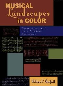 Musical Landscapes in Color: Conversations with Black American Composers