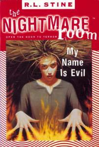 My Name is Evil (The Nightmare Room #3)
