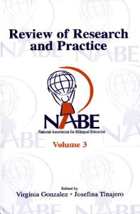 NABE Review of Research and Practice, Vol. 3