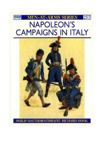 Napoleons Campaigns in Italy