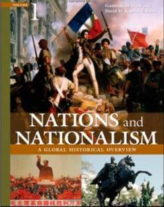 Nations and Nationalism: A Global Historical Overview, Volume 2: 1880 to 1945