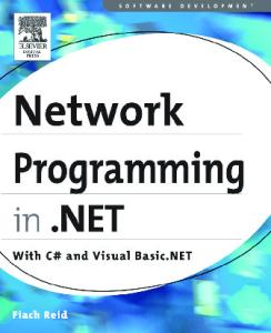 Network programming in .NET: C# & Visual Basic .NET