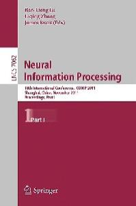 Neural Information Processing, Part I - ICONIP 2011