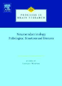 Neuroendocrinology, Volume 182: Pathological Situations and Diseases
