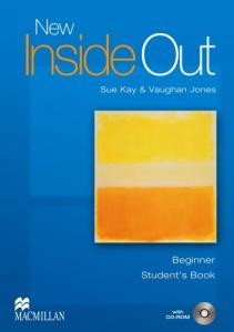 New Inside Out - Beginner Student's Book