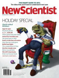New Scientist 24 December 2011