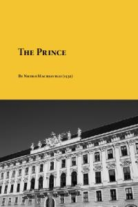 Nicolo Machiavelli - The Prince