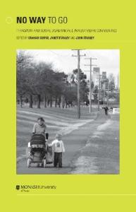 No Way to Go: Transport and Social Disadvantage in Australian Communities