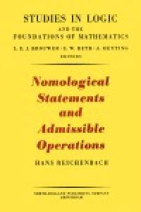 Nomological Statements and Admissible Operations