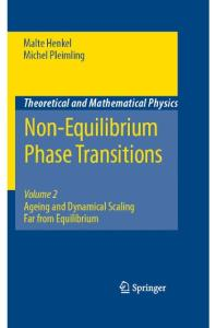 Non-Equilibrium Phase Transitions Volume 2: Ageing and Dynamical Scaling Far fr