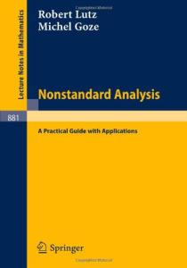 Nonstandard Analysis