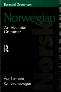 Norwegian - An Essential Grammar