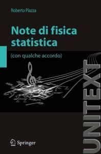 Note di fisica statistica