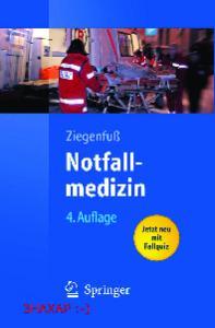 Notfallmedizin 4. Auflage