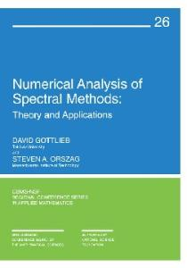 Numerical Analysis of Spectral Methods : Theory and Applications