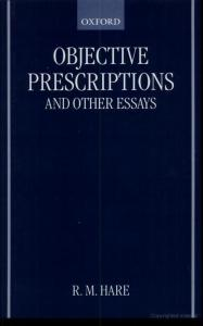Objective Prescriptions, And Other Essays