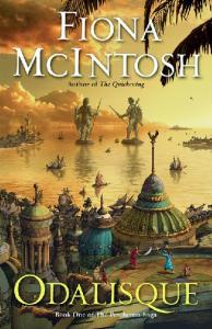 Odalisque: Book One of The Percheron Saga