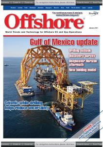 Offshore Magazine - January 2011