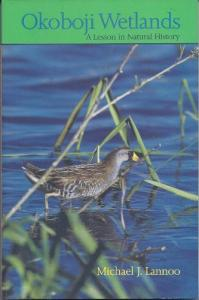 Okoboji Wetlands: A Lesson in Natural History (Bur Oak Book)