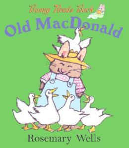 Old Macdonald Board Book (Bunny Read's Back)