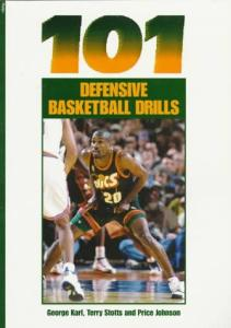 One hundred one defensive basketball drills