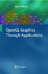 OpenGL Graphics Through Applications