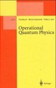 Operational quantum physics