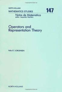Operators and representation theory (1988)