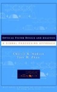 Optical filter design and analysis