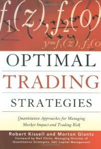 Optimal trading strategies