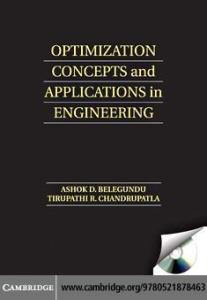 Optimization Concepts and Applications in Engineering, Second Edition