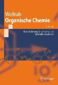 Organische Chemie: Eine Einfuhrung fur Lehramts- und Nebenfachstudenten,  3. Auflage